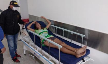 Gaula militar rescata en Santa Marta a bióloga marina secuestrada
