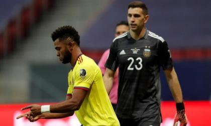 Arquero de la Selección Argentina dice que le gustaría venir a Colombia de vacaciones