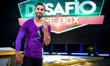 Olímpico se llevó millonario premio en El Desafío The Box