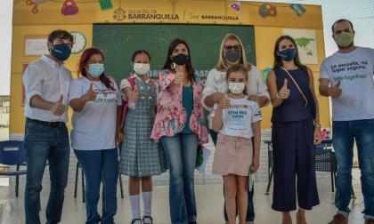 """""""Que Barranquilla sea un ejemplo de presencialidad"""": mineducación"""