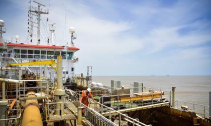 Analizan alta sedimentación en la zona de Bocas de Ceniza