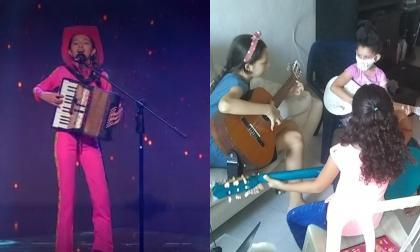 María Liz Patiño, la soledeña que encantó en 'La Voz Kids'