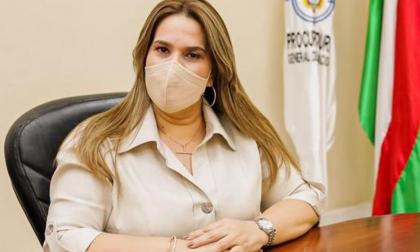 Indira Revollo asume como nueva procuradora de Sucre