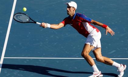 Novak Djokovic debutó con triunfo en los Juegos Olímpicos de Tokio