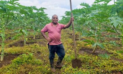 Cacaotero cordobés fue elegido como uno de los mejores productores del mundo