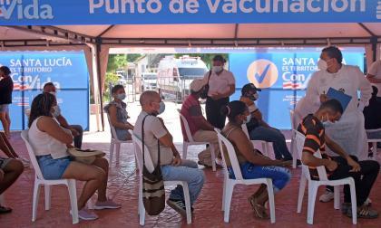 Municipios del área metropolitana a la espera de vacunas para iniciar inmunización
