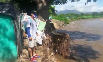 Alerta por fuertes lluvias y aumento de caudales en Cesar