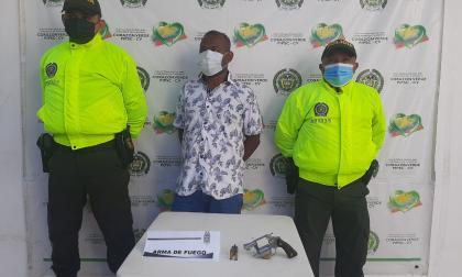 Ladrón usaba Sinogán para hurtar motos en Magangué