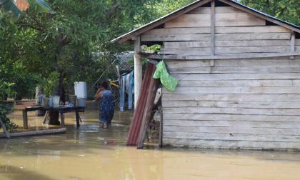12 municipios se declaran en calamidad pública en Córdoba