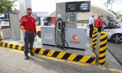 Inauguran en Cartagena una de las primeras estaciones de suministro GLP