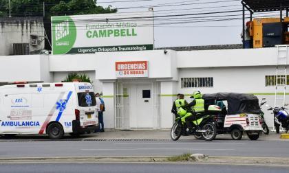 Cuatro hombres en motos balearon a dos en Malambo
