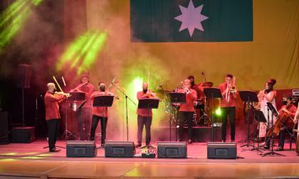 primer concierto presencial en Cartagena