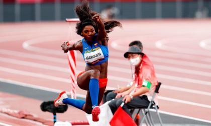 Caterine Ibargüen busca su tercera medalla olímpica