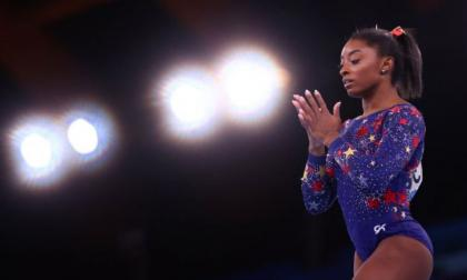 Simone Biles regresa: la gimnasta participará en la final de barra
