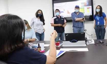 OIM resalta operatividad de la Sala SARS de Barranquilla
