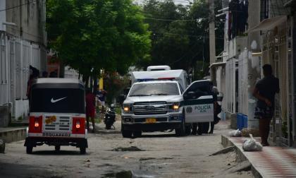 Matan a un hombre a tiros en Los Ángeles, de Soledad