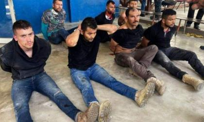 Exmilitares detenidos en Haití fueron llevados a una cárcel