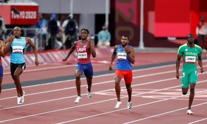 Así fue la carrera que le dio la plata a Anthony Zambrano en los Juegos Olímpicos de Tokio