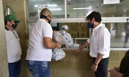 Más de 120.000 niños y jóvenes de Barranquilla se benefician con el PAE