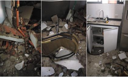Reportan explosión en vivienda cerca al patinódromo