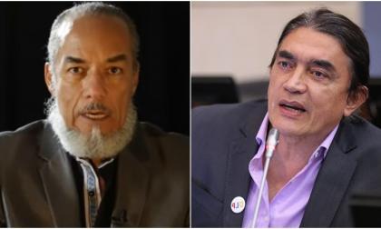 Actor Bruno Díaz acusa a senador Gustavo Bolívar de 'mala paga'