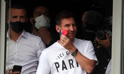 El video del PSG sobre la llegada de Lionel Messi
