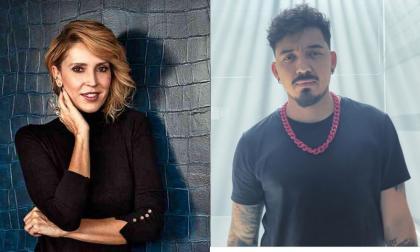 """Lokillo envía saludo desde los """"sótanos del infierno"""" a Alejandra Azcárate"""