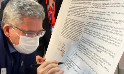 Universidades del país firman pacto por la educación inclusiva en el país