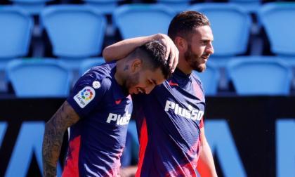 Atlético de Madrid debutó con triunfo en la Liga de España