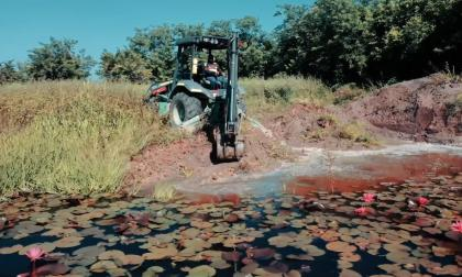 Gobernación del Atlántico inspecciona obras de jagüeyes en Baranoa