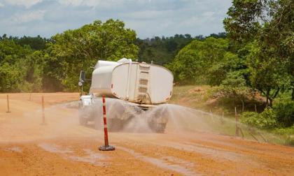 La terminación de la vía Las Tablitas-San Marcos ya tiene plazo