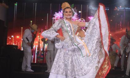 """""""Quiero salvaguardar la Cumbia y las tradiciones"""": Wendy Jiménez"""