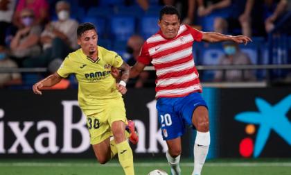 Carlos Bacca debutó con Granada frente a su exequipo