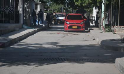 Doble crimen en el barrio Los Ángeles I