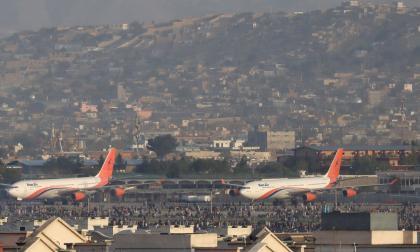 Países Bajos envía aviones a Afganistán para evacuar ciudadanos e intérpretes