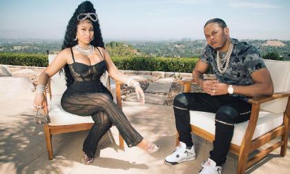 Nicki Minaj y su esposo son demandados por presuntamente intimidar a una víctima de abuso sexual