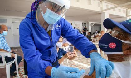 Vacunación y PRASS, binomio para enfrentar nuevo pico en casos de covid-19 en Colombia