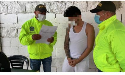 Autoridades desmantelan banda