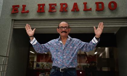 Charlie Aponte se presenta en Barranquilla