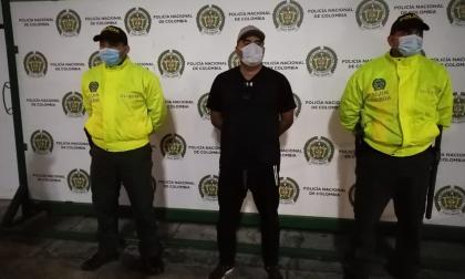 Capturan a alias Gigio, excandidato a la Alcaldía de Bucaramanga
