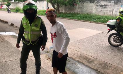 Recapturan a 'Mi Nerry': se había fugado de la estación San José