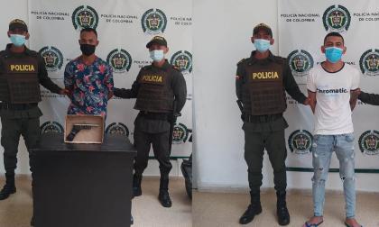 Los capturan por porte ilegal de armas de fuego y fuga de presos