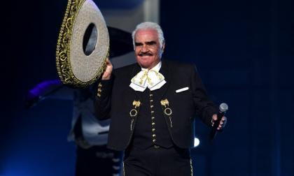 Vicente Fernández afronta nueva enfermedd