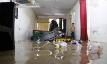Declaran calamidad pública en Malambo por temporada invernal