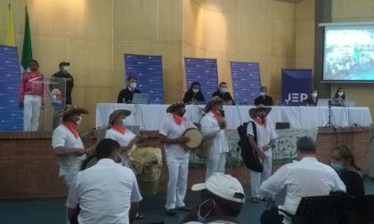 La JEP le pide cuentas este viernes a las autoridades de Sucre y San Onofre