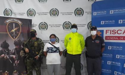 Mujer fue capturada en Montería tras golpear a su hijo