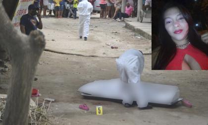 Asesinan a una mujer a disparos en Santa Marta