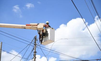 Conozca los sectores que estarán sin energía  este jueves