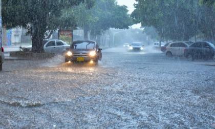 Depresión tropical se forma en el norte del mar Caribe