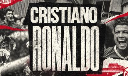 El Manchester United confirma el fichaje de Cristiano Ronaldo